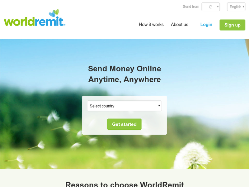 Images from WorldRemit