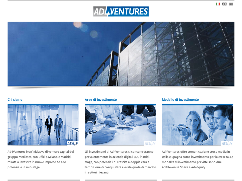 Images from Ad4ventures (MEDIASET)