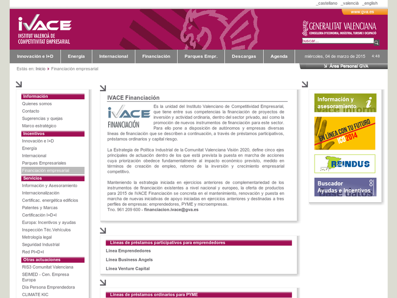 Images from IVACE