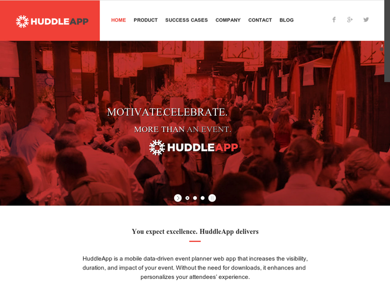 Images from Huddleapp