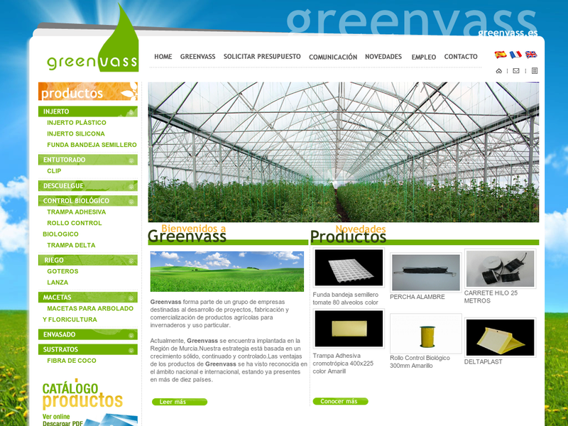 Images from GREENBIOSYSTEMS