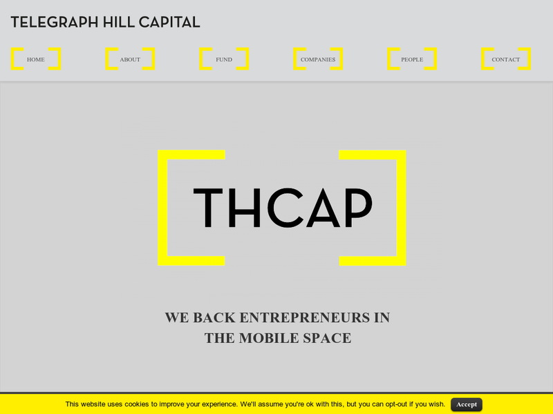 Images from Telegraph Hill Capital - Thcap