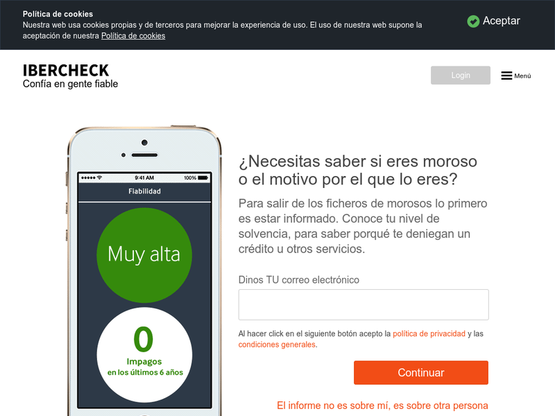 Images from Ibercheck