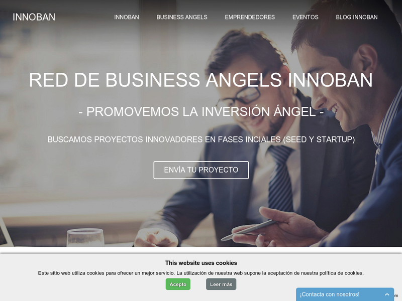 Images from InnoBAN (Business Angels Network)