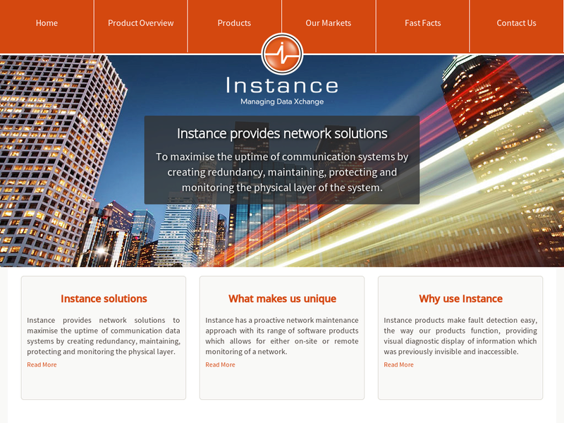 Images from Instance Global - Managing Data Xchange