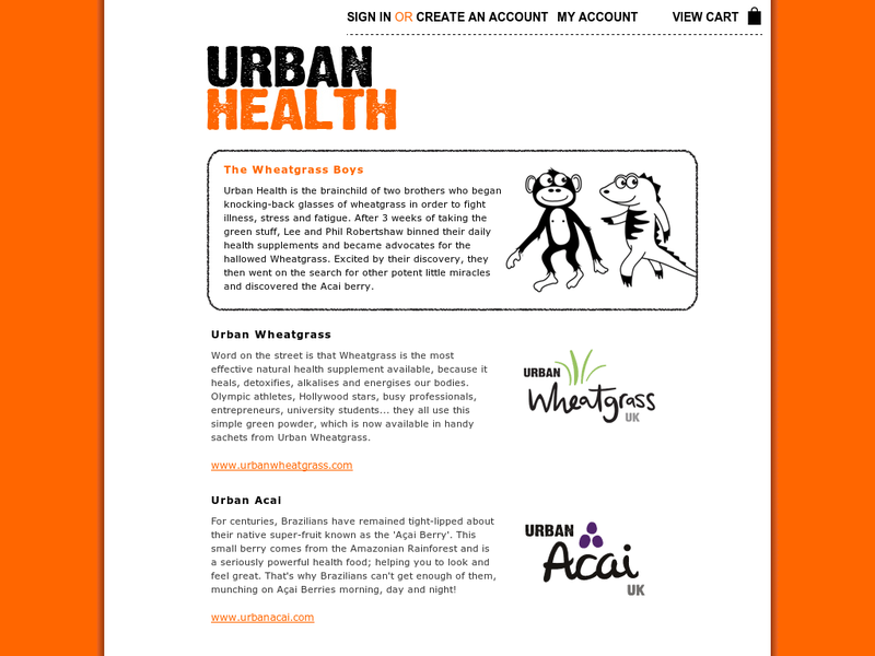 Images from Urban Health