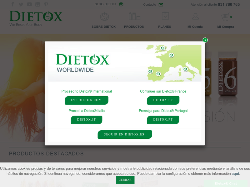 Images from DIETOX