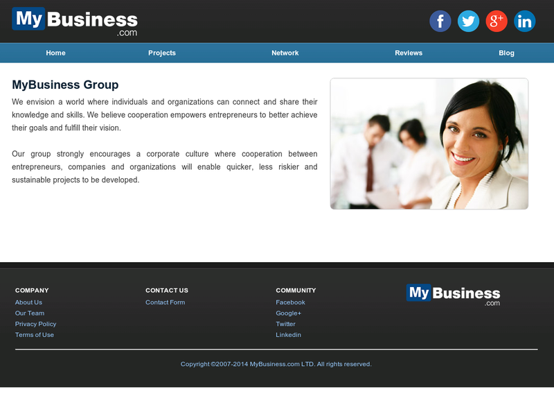 Images from MyBusiness.com