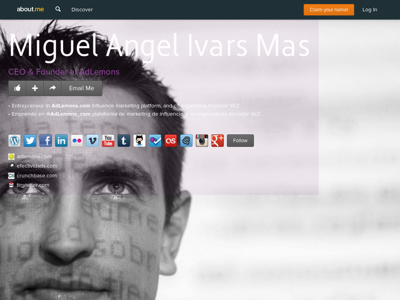 Images from Miguel Angel Ivars