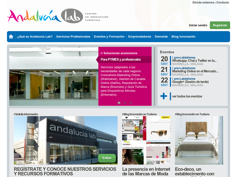 Images from Andalucía Lab
