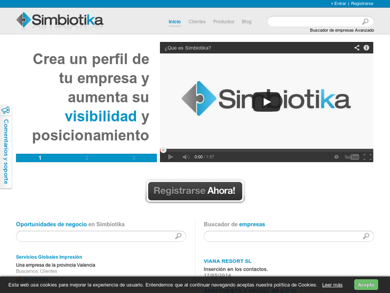Images from Simbiotika
