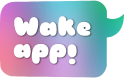 Images from Wake App!