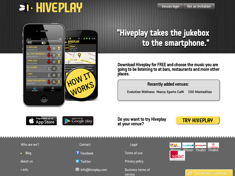 Images from Hiveplay