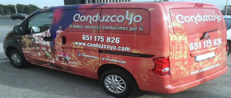 Images from Conduzco Yo