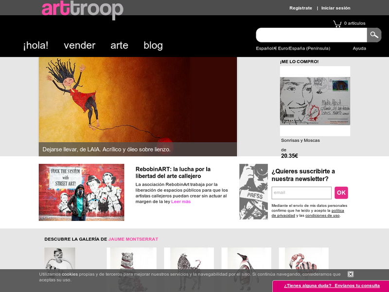 Images from Arttroop