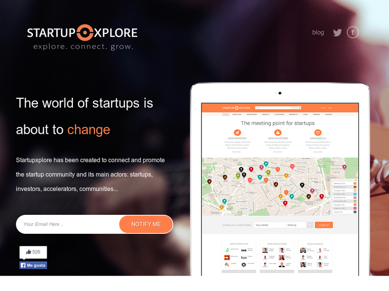 Images from Startupxplore