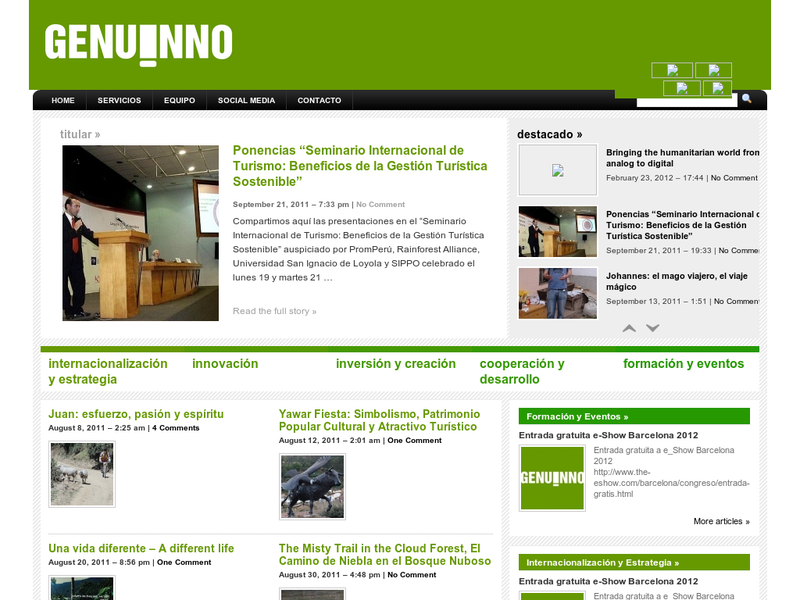 Images from GENUINNO