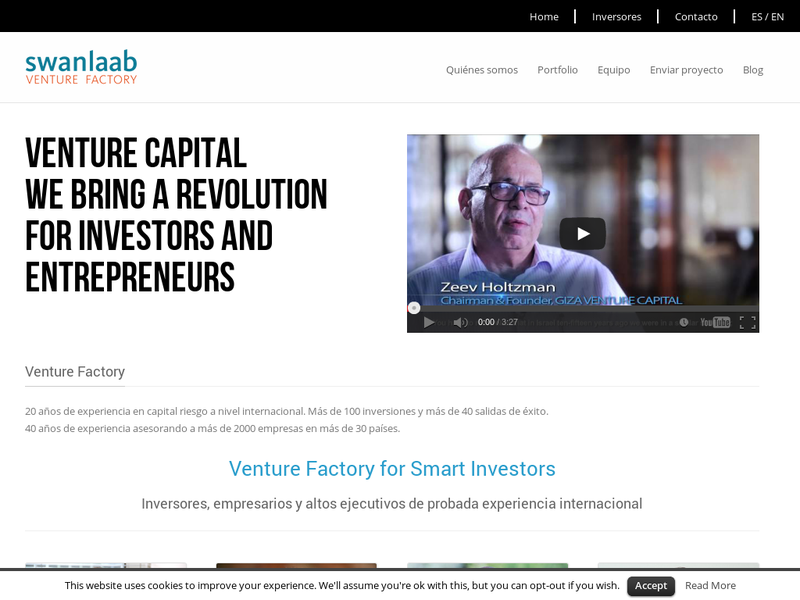Images from Swanlaab Venture Factory