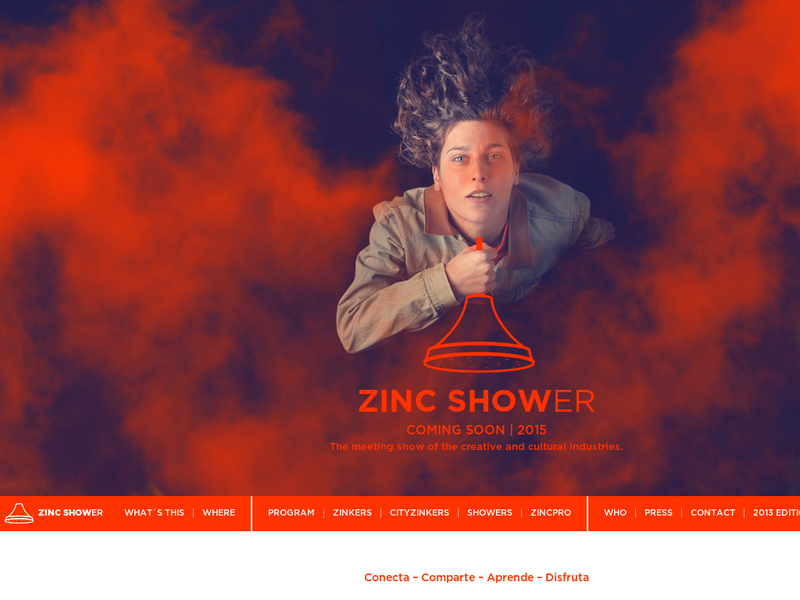 Images from Zinc Shower