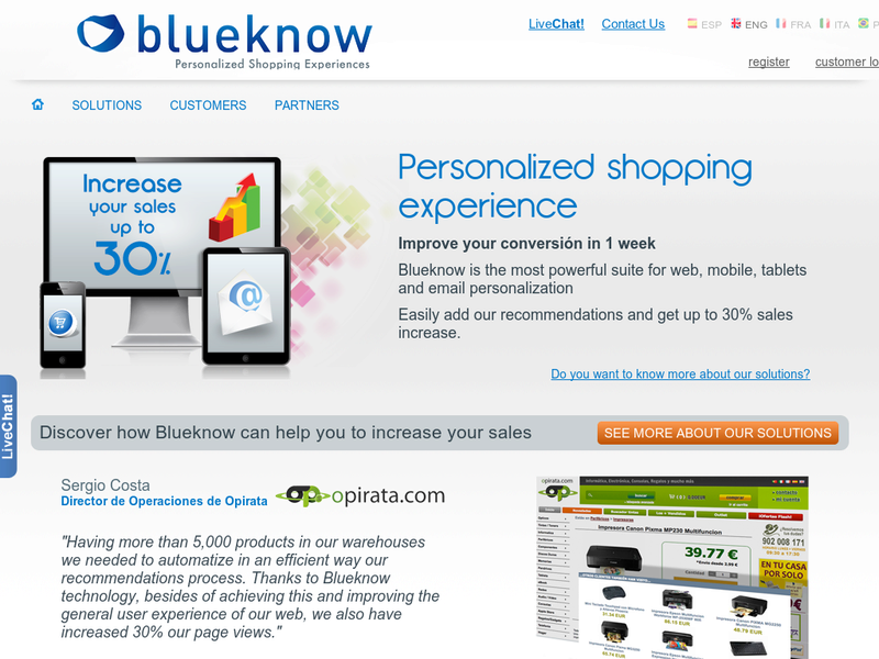 Images from Blueknow