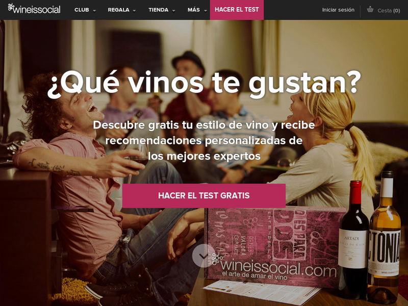 Images from Wineissocial