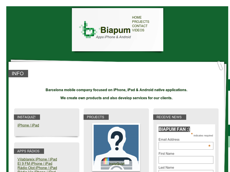 Images from Biapum