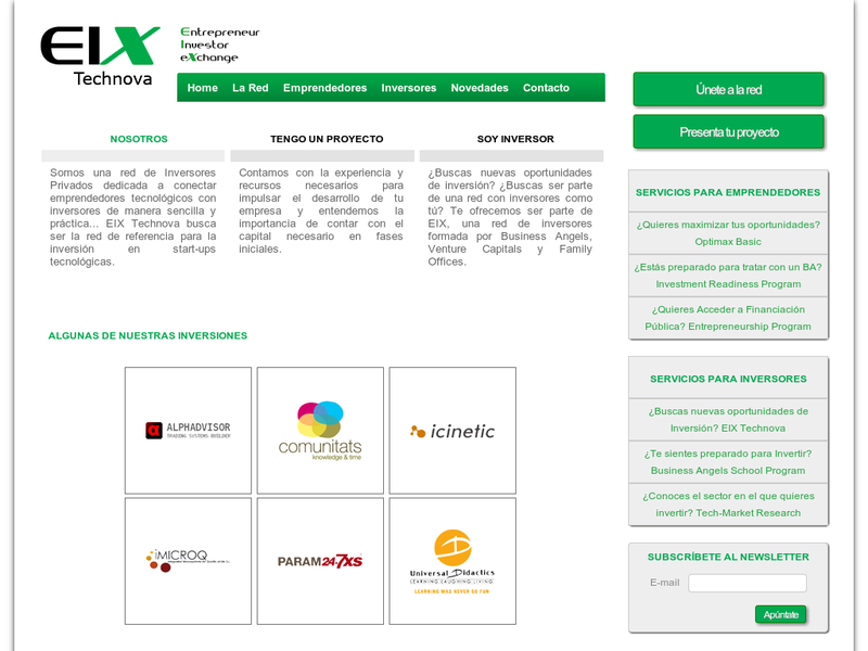 Images from EIX Technova
