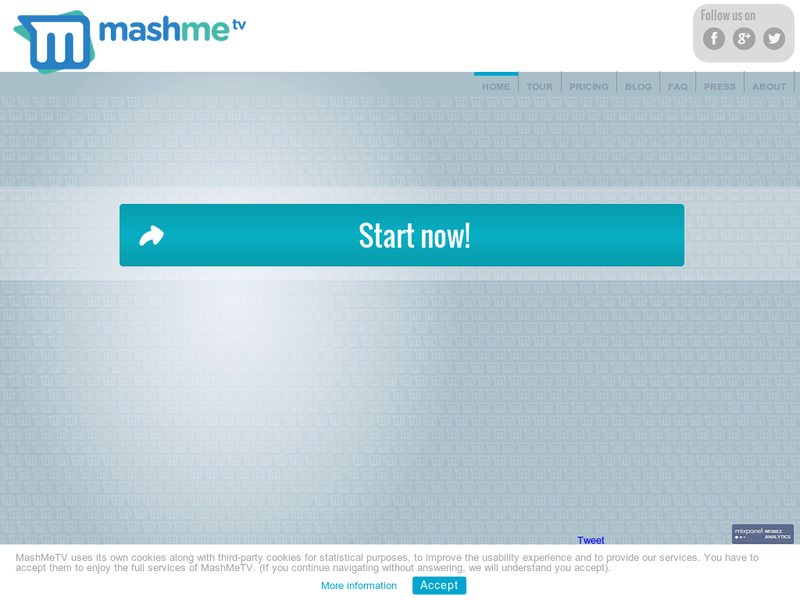 Images from MashMeTV