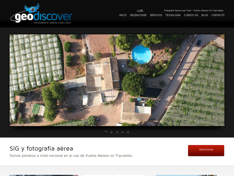 Images from Geodiscover