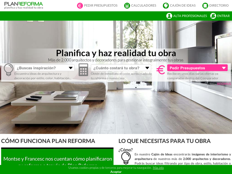 Images from PlanReforma