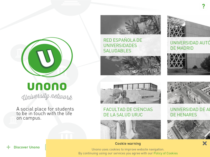 Images from Unono