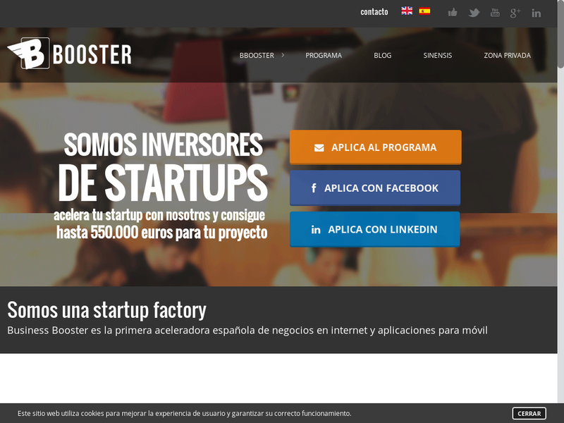 Images from Bbooster Ventures