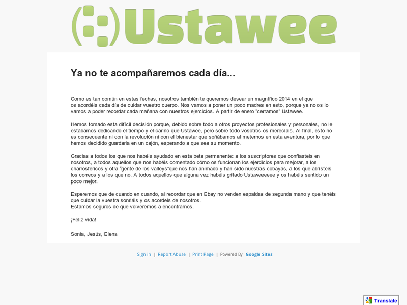 Images from Ustawee