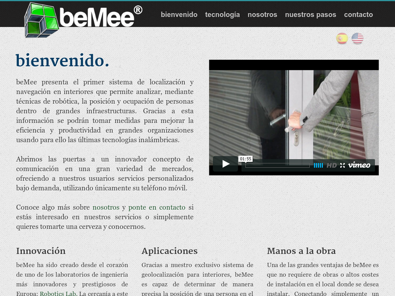 Images from beMee Technology