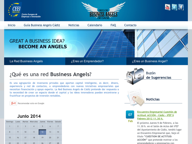 Images from Red de Business Angels de Cádiz