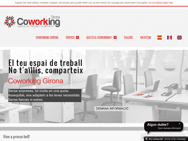 Images from Coworking Girona