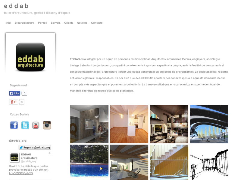 Images from EDDAB arquitectura