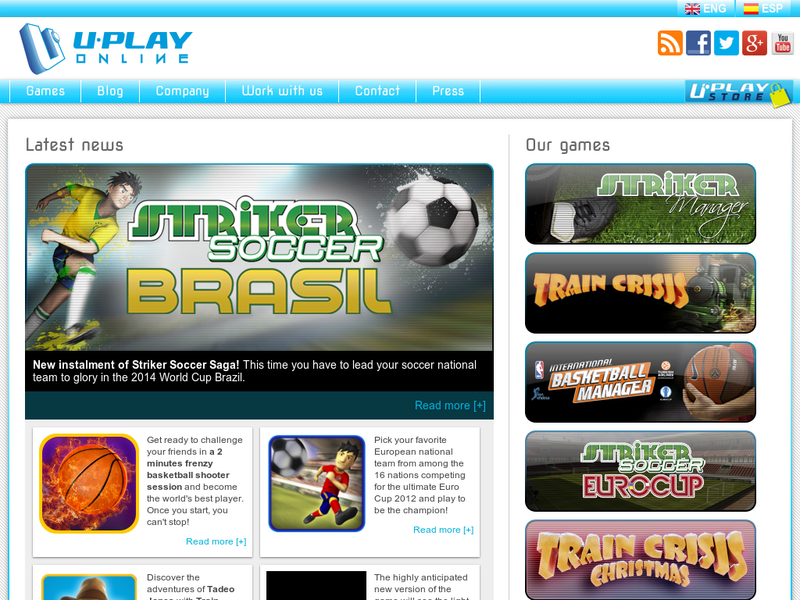 Images from U-PLAY Online