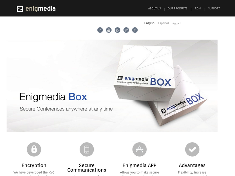 Images from Enigmedia