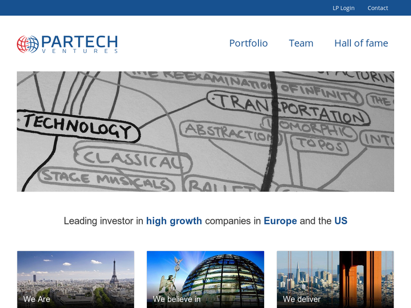 Images from Partech Ventures