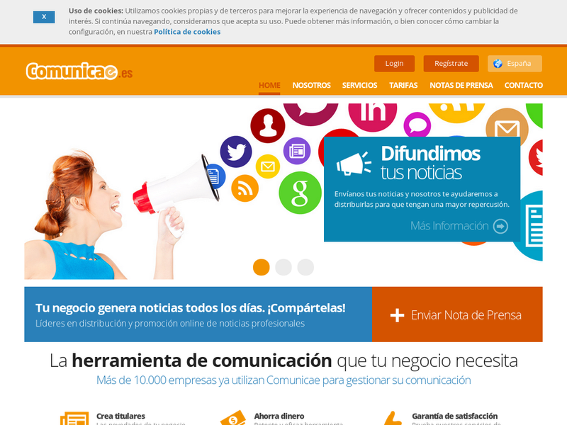 Images from Comunicae.com