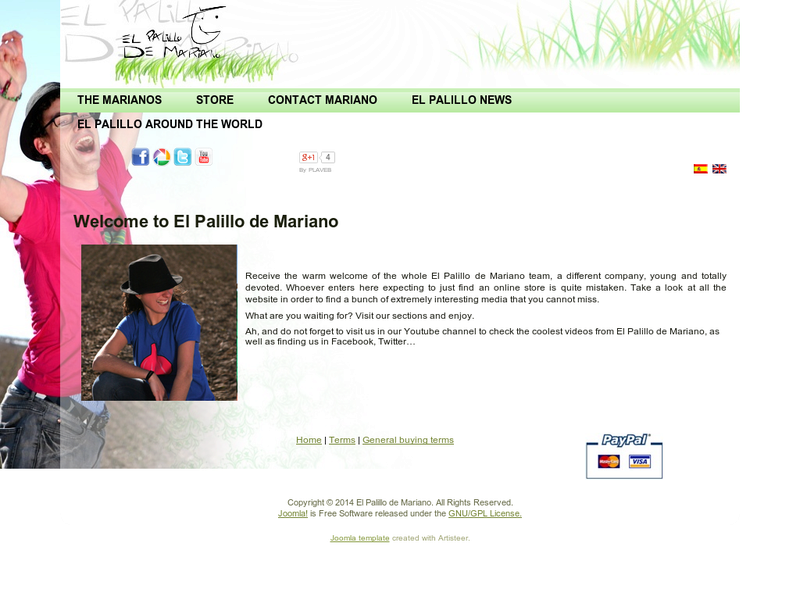 Images from El Palillo de Mariano