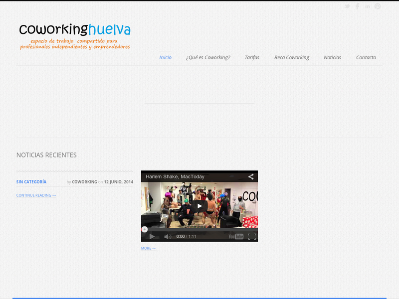 Images from Coworking Huelva