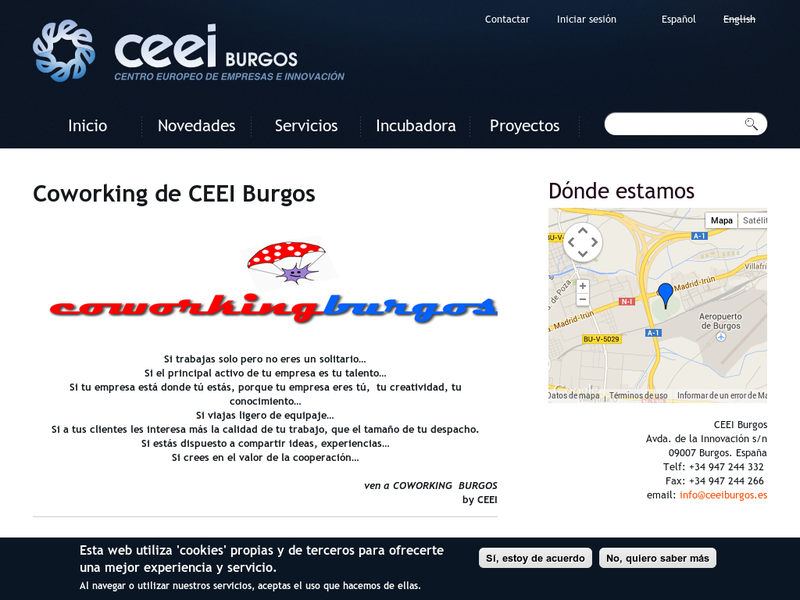 Images from CoworkingBurgos