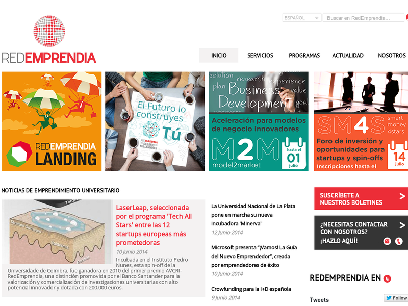 Images from RedEmprendia