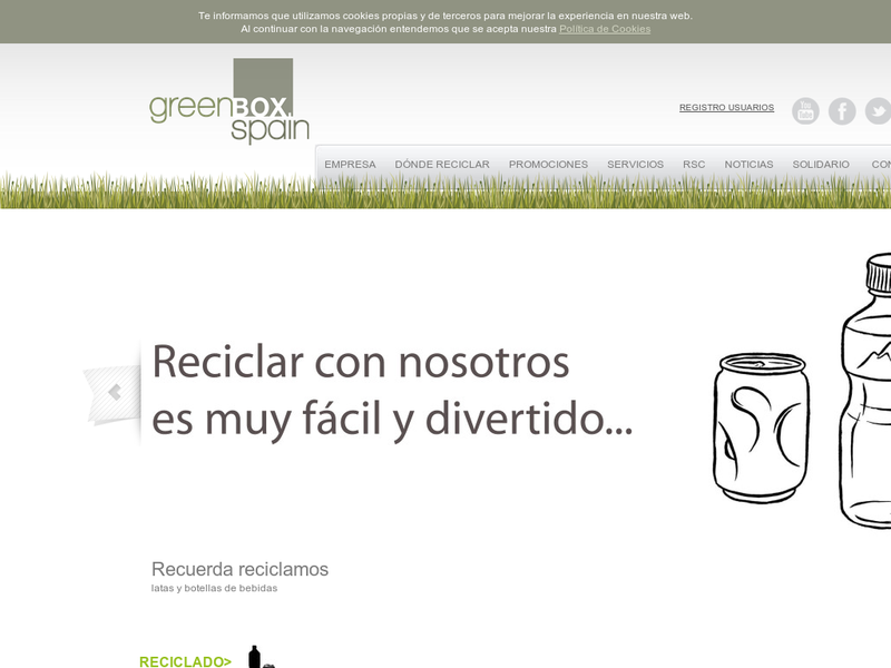 Images from Greenbox Spain