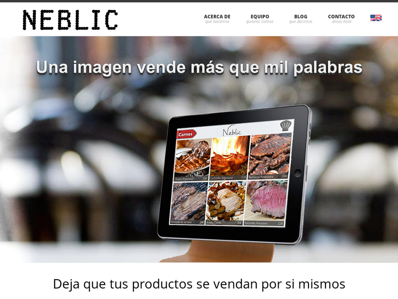 Images from Neblic