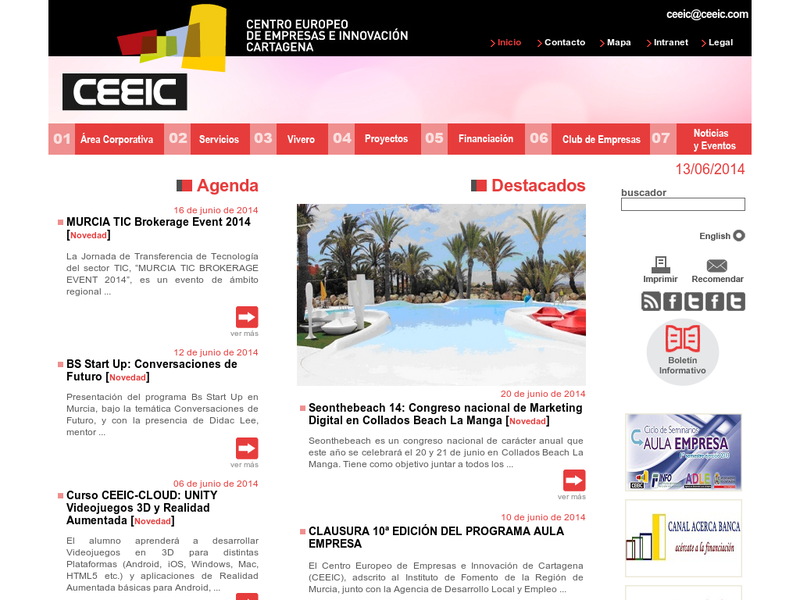 Images from CEEI Cartagena