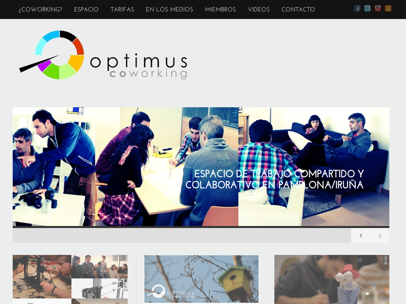 Images from OPTIMUS coworking