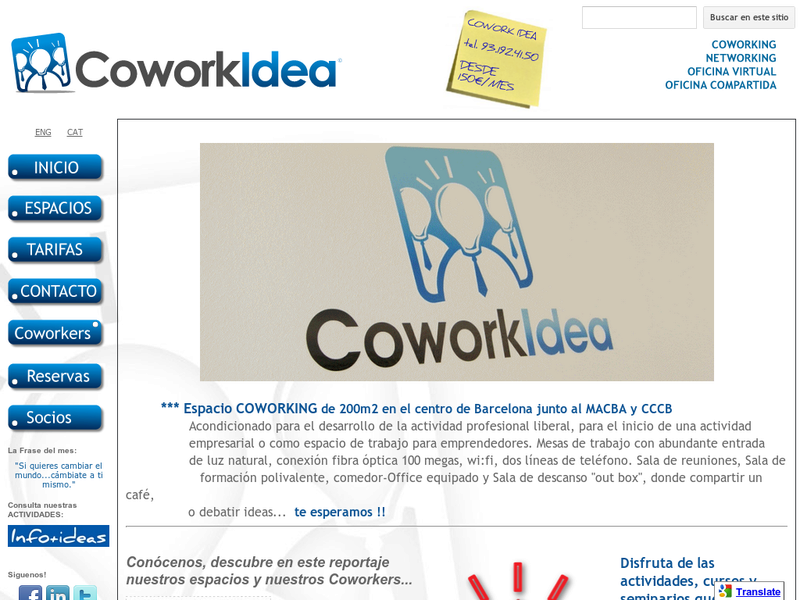 Images from COWORKIDEA